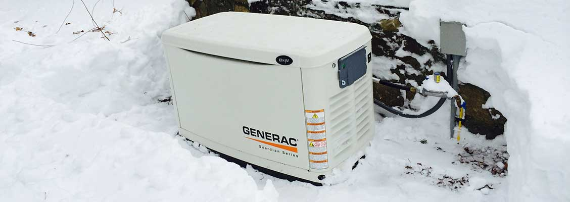 Generac-Generator